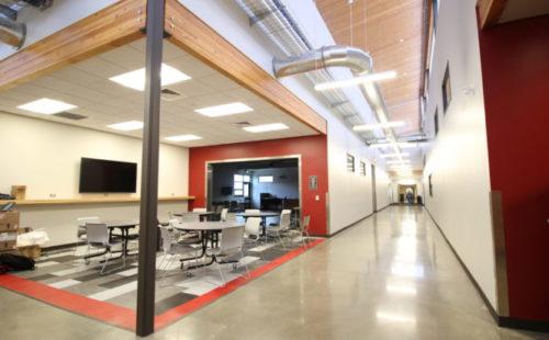 Elevate BCX -W.F. West High-School STEM Addition 2018